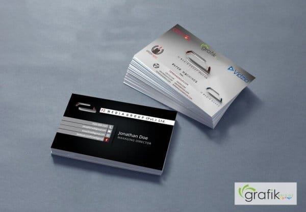 Fz Media Group Cards