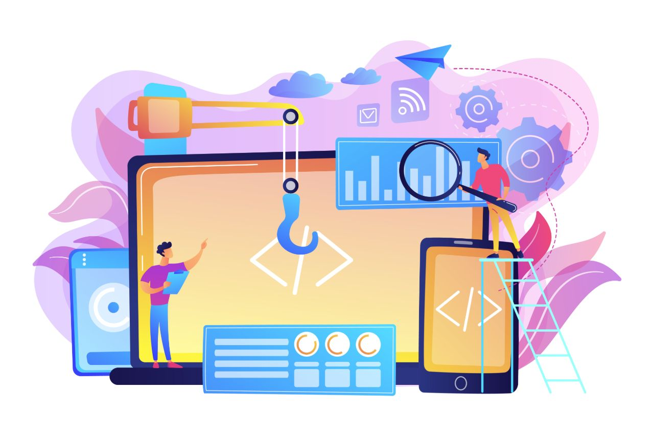 Web & Mobile App Development by Strategia Solutions
