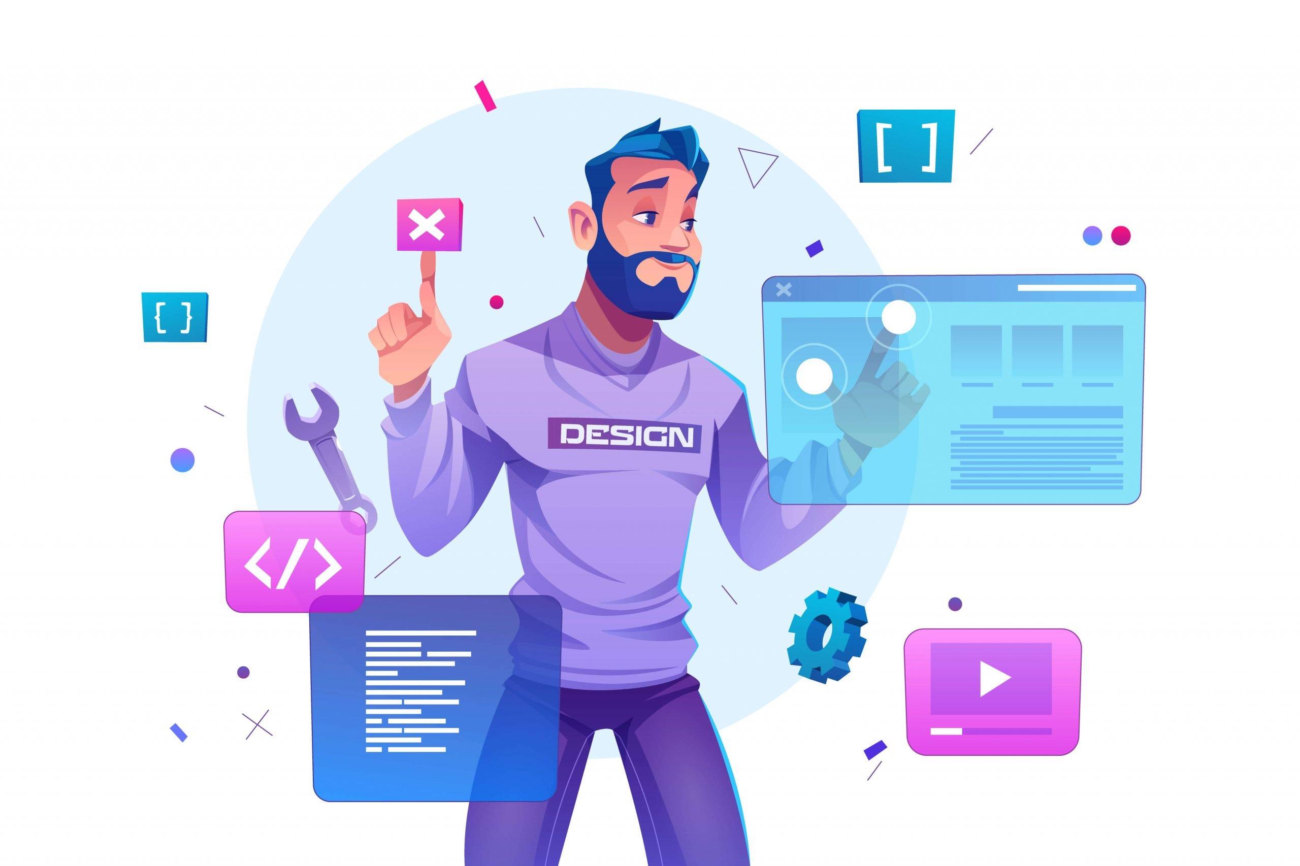 Best Web Design Practices 2021